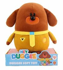 "Hey Duggee - duggee 8"" Plush Soft Toy BRAND NEW"