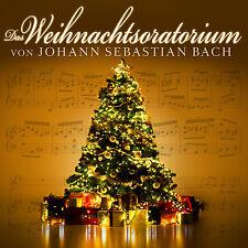 CD Oratorio de navidad de Johann Sebastian Bach de Lahiri Vorholz