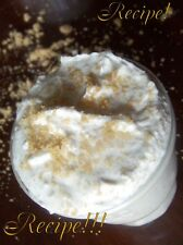 "☆Homemade Moisturizing Body Scrub ""RECIPE☆Great 4 Face 2☆Give as Gift☆Works Gr8☆"