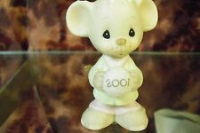 """Precious Moments-#520446 """"2001 Sno-Ball Without You """" Annual Animal - ORN-NEW"""