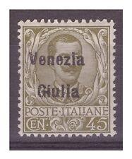 VENEZIA GIULIA  1918 -   Cent. 45  NUOVO **