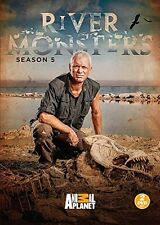 River Monsters: Season 5 DVD