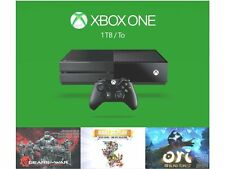 Xbox One 1TB Triple Game (Gears of War: Ultimate Edition + Rare Replay + Ori and