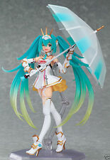 Anime Hatsune Miku Racing Miku 2015 Ver. Figma SP060 PVC Figure New In Box