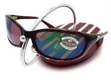 Costa Del Mar Harpoon Tortoise 580G Green Mirror Genuine Sunglasses 580G - NEW