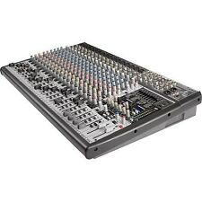 Behringer SX2442FX 24-CH Mixer Board w/ Effects & Automatic Feedback Detection
