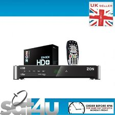PORTUGUESE  SATELLITE   RECEIVER   ZON  TV CABO NOS TV  UK