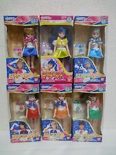 Sailor moon Mini collection Live action set of 6 figure doll toy