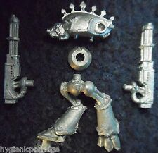 1989 Epic Imperial Guard Warhound Class Scout Titan 3 Citadel 6mm 40K Warhammer
