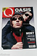 Q Magazine May 2002: Bryan Ferry/Oasis/The Go-Go's/Elvis Costello/Stereophonics