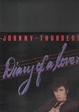 JOHNNY THUNDERS - diary of a lover LP