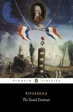 The Social Contract by Jean-jacques Rousseau (1968, Paperback)