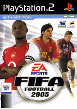 FIFA Football 2005 ( PlayStation 2 PS2 ) ( PAL ) Complete ** VERY GOOD **