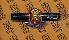 RTA Thailand Army CIB Combat uniform award badge