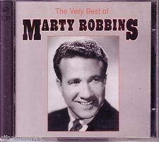 TIME LIFE/HEARTLAND MUSIC Very Best of MARTY ROBBINS Oop 1998 As Seen On TV 2 CD
