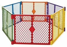 Baby Playard Indoor Outdoor Kid Toddler Playpen Portable Play Pan Safety Gate