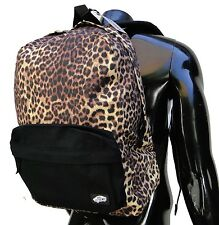 Vans Old Skool Cheetan/Black Mens Unisex Womens Backpack School Bag