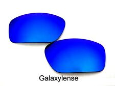 Galaxy Replacement Lenses For Oakley Scalpel Sunglasses Blue Polarized