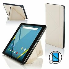 Forefront Carcasas Blanco Origami Smart Case HTC Google Nexus 9