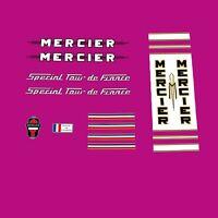 Mercier Special Tour de France 1960s/70s Decals, Transfers, Stickers n.32