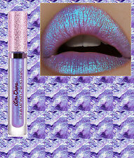 LIME CRIME - DIAMOND CRUSHERS - Iridescent Lip Topper - TRIP - DELERIUM PURPLE