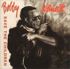 Bobby Womack  - Save The Children - New Factory Sealed CD