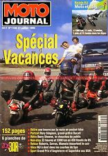 MOTO JOURNAL 1193 HONDA CB 450 ; Barry SHEENE ; Star Show YAMAHA XJR 1200 1995