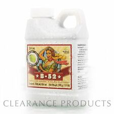 Advanced Nutrients B-52 Vitamin B Enhance Hydroponics Plant Booster B 52 250mL