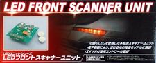 Aoshima LED Front Scanner Unit Knight Rider KITT 41284 Bausatz K.I.T.T. rot red