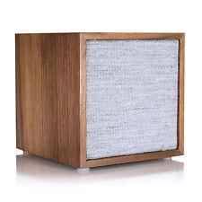 Tivoli Audio CUBE WALNUT  GREY Wireless Speaker - Garanzia 24 mesi.