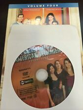 The Secret Life of the American Teenager - Volume 4, Disc 1 REPLACEMENT DISC