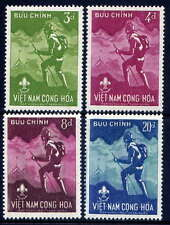 VIETNAM, SOUTH Sc#124-7 1959 National Boy Scout Jamboree MNH