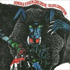 BLUES CREATION - Demon & Eleven Children. New CD + sealed