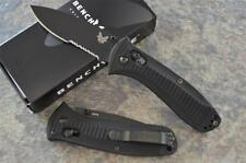 Benchmade 520SBK Presidio Tactical Folding Axis Lock Military Knife