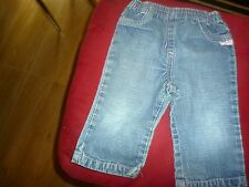 baby girls next jeans size 6/9 months 10kgs 21lbs in great condition