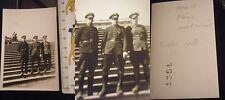 Orig. Foto XX ? Kragenspiegel unbekannt 2.WK Spange 3.Reich WWII Uniform Photo