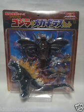 Toho Movie Monsters SP Godzilla vs Megaguirus SET BANDAI 2000 MINT CONDITION