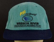 PSI Energy Wabash River Coal Gasification Project Baseball Hat Cap Adjustable