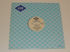 """DJ JAZZY JEFF AND THE FRESH PRINCE the things that you do 12"""" RECORD PROMO 1991"""