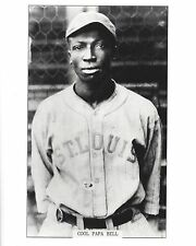 COOL PAPA BELL 8X10 PHOTO ST LOUIS STARS BASEBALL PICTURE NEGRO LEAGUE