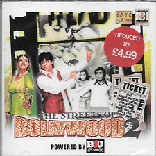 THE STREETS OF BOLLYWOOD 2 - NEW UK BHANGRA CD