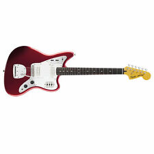 Fender Squier Vintage Modified Jaguar Rosewood Candy Apple Red DEMO