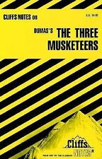 The Three Musketeers (Cliffs Notes)