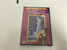 HANS CHRISTIAN ANDERSEN'S ANIMATED TALES  THE SNOW QUEEN NEW/SEALED DVD 2004)