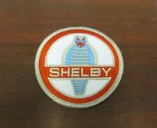 Shelby 3 Inch Round Jacket Patch