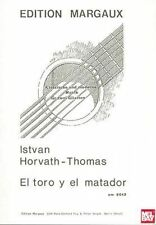 El Toro y el Matador NEW by Istvan Horvath-Thomas