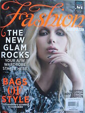 THE NEW GLAM ROCKS Autumn 2013 FASHION COSMOPOLITAN Premiere Issue BAGS OF STYLE