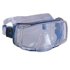 Store Display-Blue-Hornet Tri-view Scuba Dive Purge Mask Snorkeling Gear