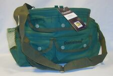 Danielson Green Fishing Canvas Fishing Creel Bag w/Adjustable Strap