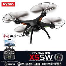 2016 Neu Syma X5SW Drohne mit 2MP FPV/Live Übertragung HD Kamera RC Quadrocopter